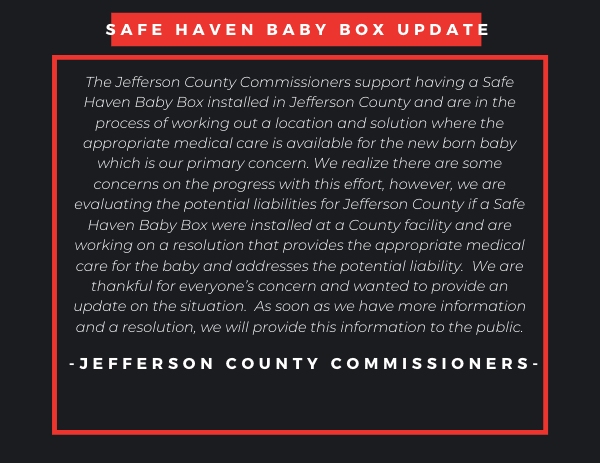 Copy of Safe Haven Box Update
