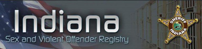 Indiana Sex and Violent Offender Registry