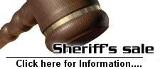 Sheriffs Sale - Click Here for Information