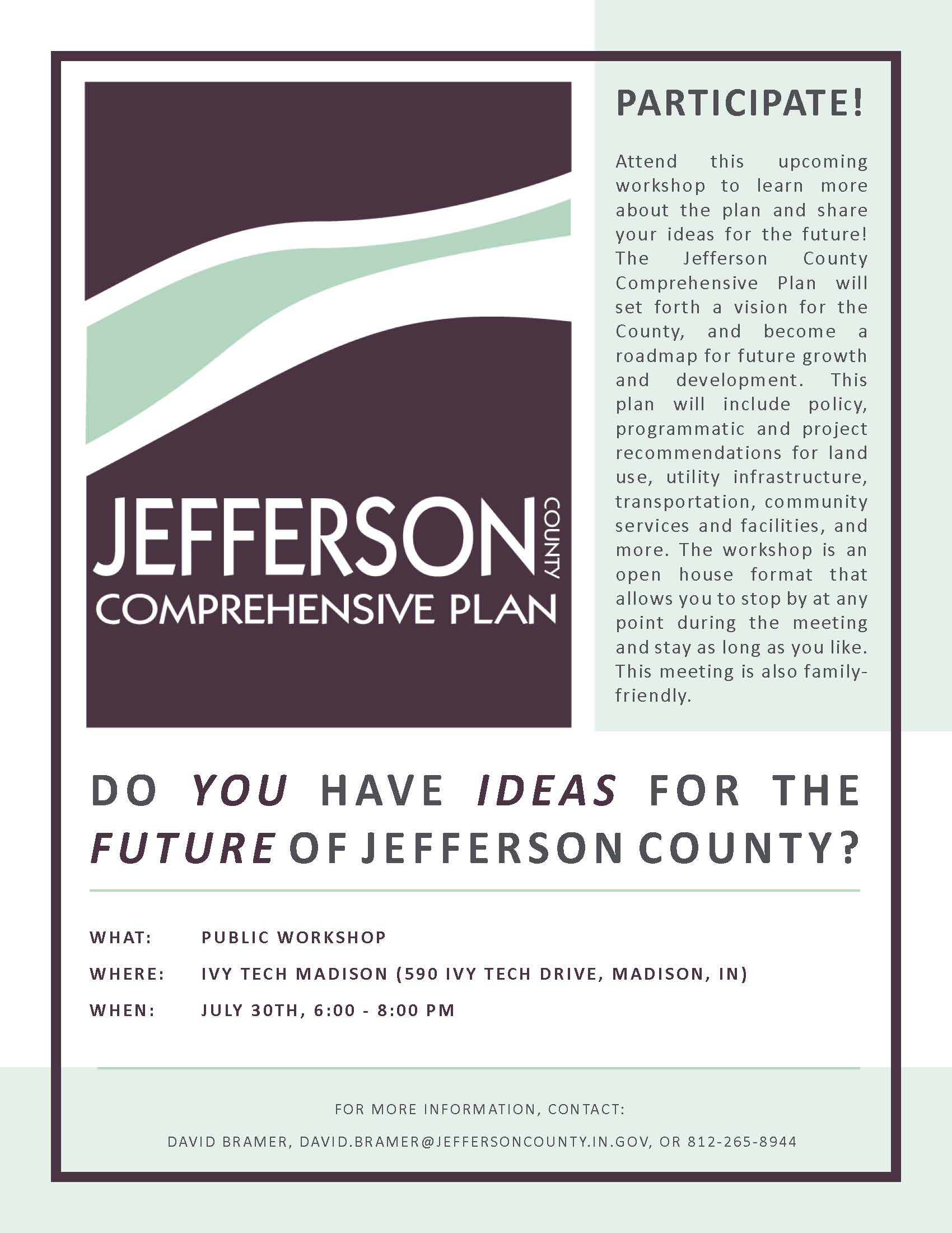 Public Workshop  Flyer_Jefferson County